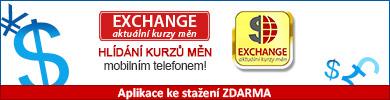 Hlídání kurzů měn